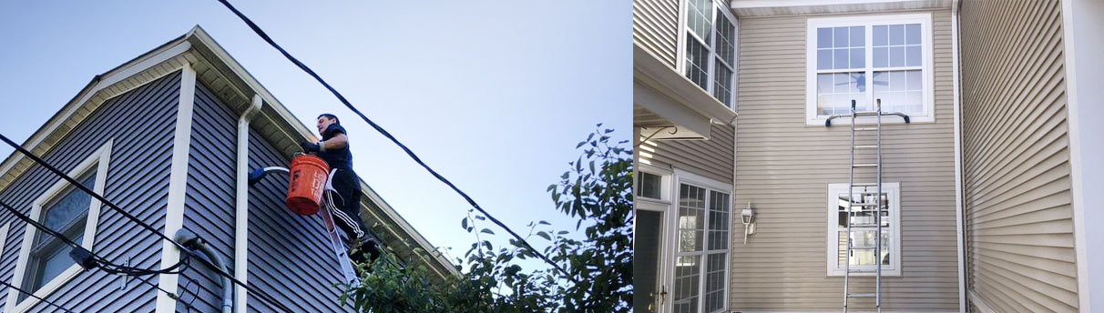 Reasons to Outsource the Unpleasant Tasks of Window and Gutter Cleaning